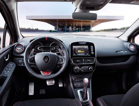 Renault Clio GT-Line versiyonu ve Clio R S.