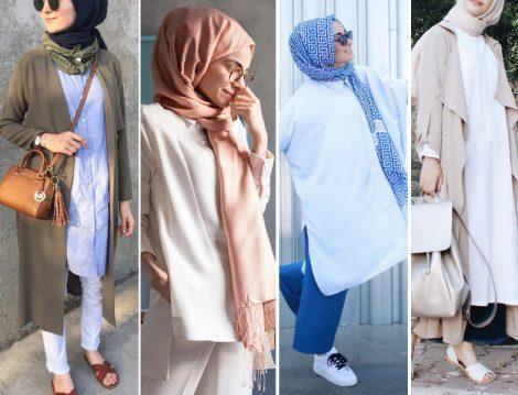 Tesettür Giyim Modacıları