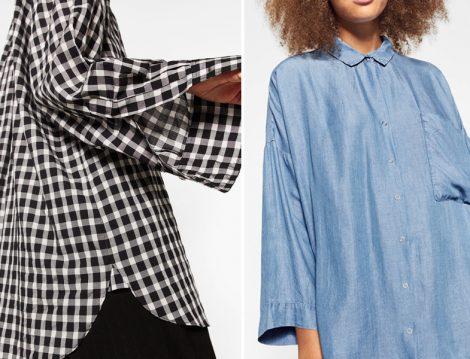 Tesettür Giyim Ofis Kombinleri ve Gömlek Modelleri
