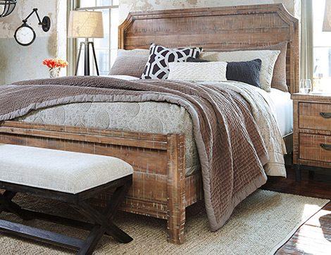 Tropik Yatak Odalarında Uykunun Keyfine Varın