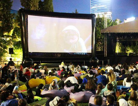 Zorlu Center'da Eylül Ayı Ücretsiz Açık Hava Sineması Etkinlikleri