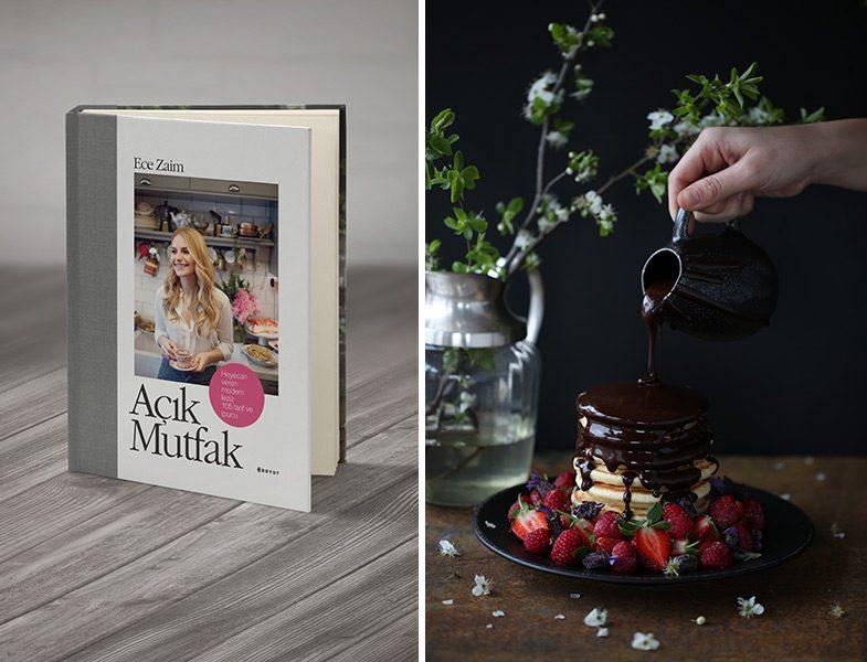 """Şef Ece Zaim'in """"Açık Mutfak"""" Kitabının İlk İmza Günü"""