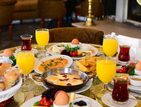 Alkolsüz Kahvaltı Mekanları Florya İstanbul