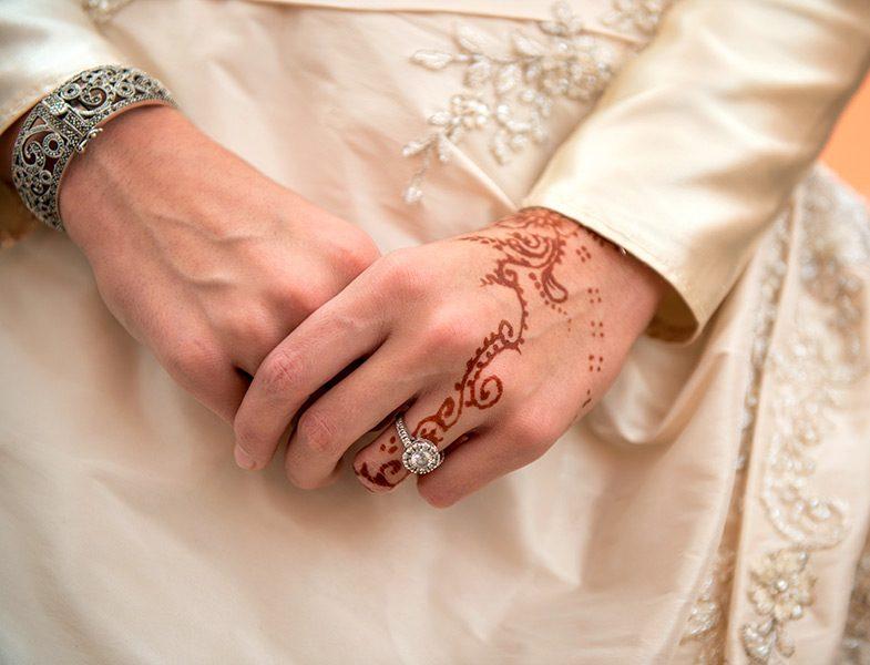 Düğünde Takılan Takılar