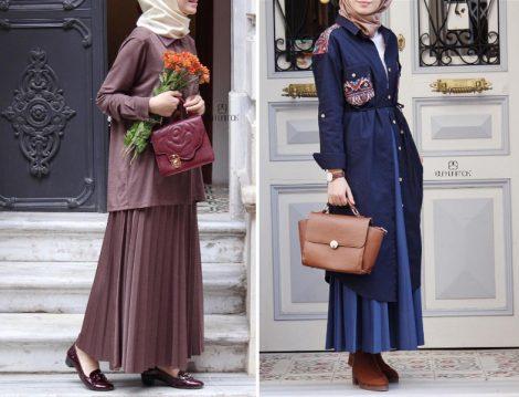 Elifhanımcık Tesettür Giyim Modelleri