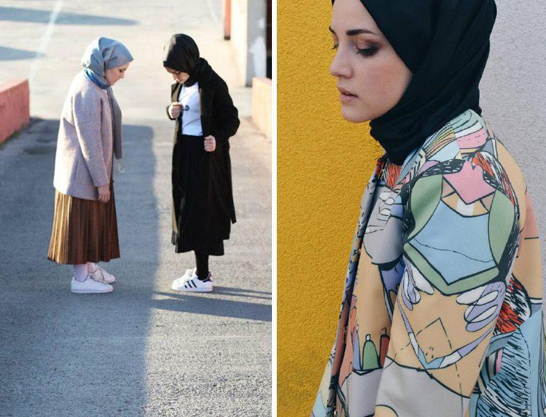 merve hifa caglar giyim stili resimlerle tesettur giyim modelleri ve online tesettur alisveris
