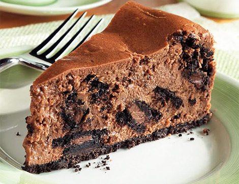 Oreo İle Çikolatalı Cheesecake Nasıl Yapılır?