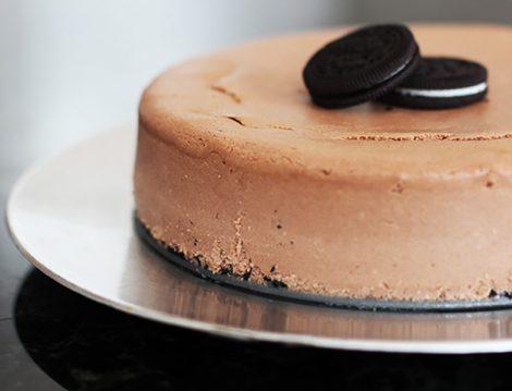 Oreo İle Çikolatalı Cheesecake Nasıl Yapılır