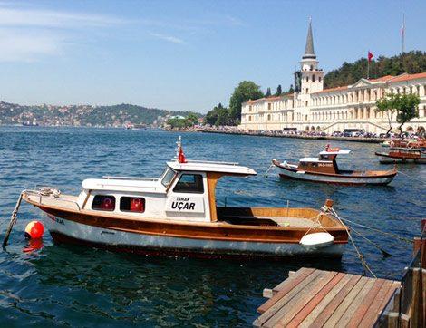 İstanbul'a Birde Çengelköy'den Bakın!