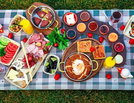 Pazar Kahvaltılarının En Meşhur 5 Mekanı