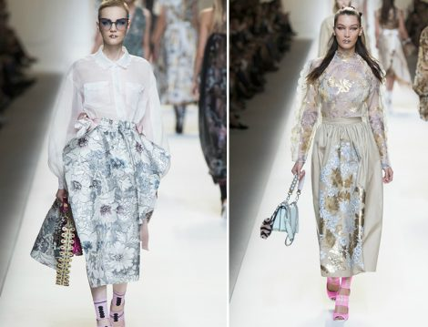 2017 İlkbahar Yaz Modasına Erken Bakış