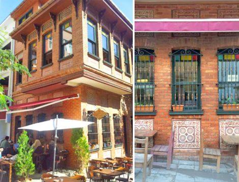 Alkolsüz Mekanlar Fatih Hanegah Cafe