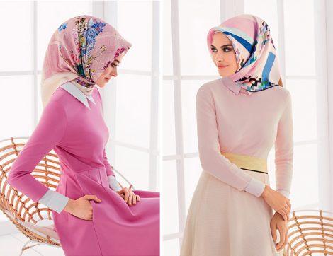 Armine Giyim Sonbahar Kış Elbise Modelleri