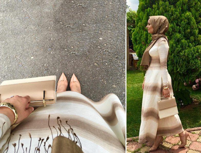 Ayşe Sena Aksoyman Kıyafet Modelleri