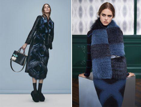 Azur Mavi Tesettür Giyim Modelleri 2016-2017