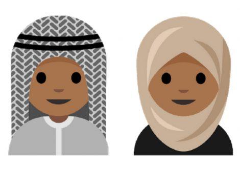 Başörtülü Emoji