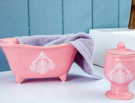 Banyolara Yeni Renkler Yeni Desenler