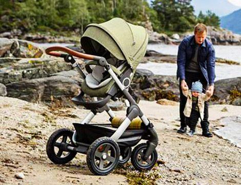 Bebek Arabalarına Yeni Kıvrımlar ve Yeni Renkler