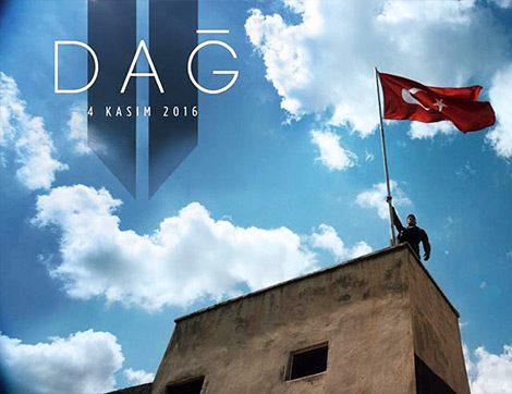 """""""Dağ 2"""", 4 Kasım'da Vizyona Giriyor"""