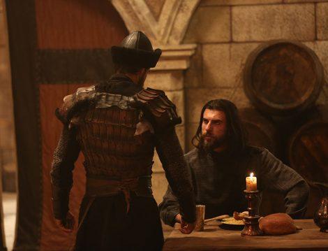 """Diriliş Ertuğrul """"Kılıçların Parladığı An!"""""""