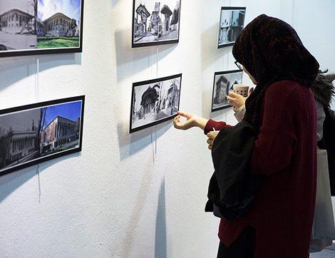 """""""Geçmişten Geleceğe İstanbul'a Bakış"""" Fotoğraf Sergisi Açıldı"""
