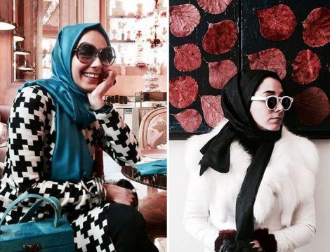 Hilal Büşra Cebeci Giyim Stili