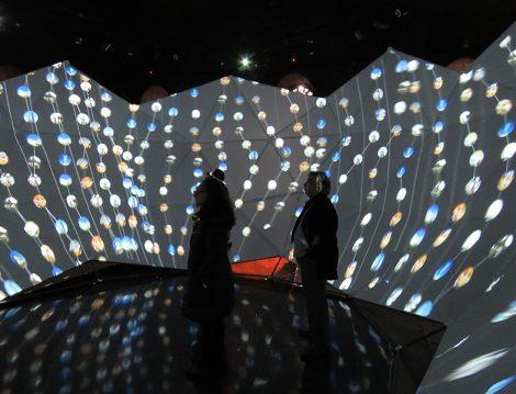 Mimarlığın Ses ve Işık Hali Sergisi