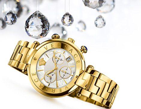 Versace'nin Zamansız Tasarımlarının Yenisi Revive Saat Koleksiyonu