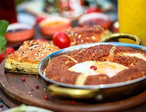 Hafta Sonu Kahvaltılarına Simit Rüyası Tarifi