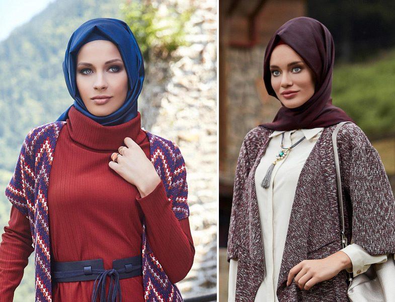 Sonbaharın En Güzel Şal ve Eşarp Modelleri