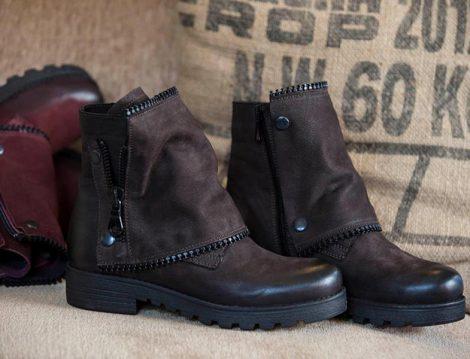 Tergan Ayakkabı ve Çanta Modelleri İle İddialı Kış