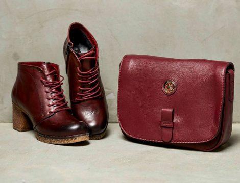 62e72c88f9e85 Tergan Ayakkabı ve Çanta Modelleri İle İddialı Kış