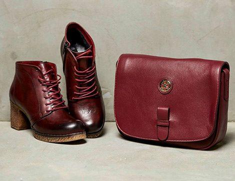 450ca177ff88a Tergan Ayakkabı ve Çanta Modelleri İle İddialı Kış
