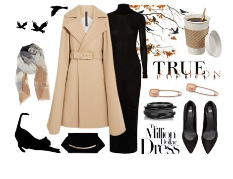 Kasım Ayına Özel 6 Farklı Palto Kombini