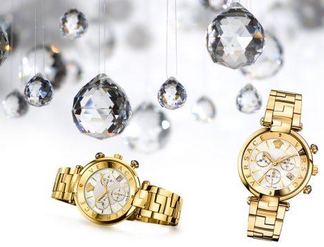 Versace Revive Saat Koleksiyonu