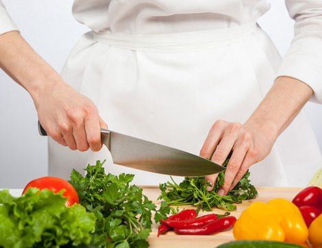Yemek Tutkunlarına Temel Aşçılık Eğitimi