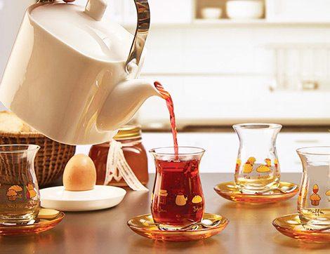 Çay Keyfinin Altın Çağı