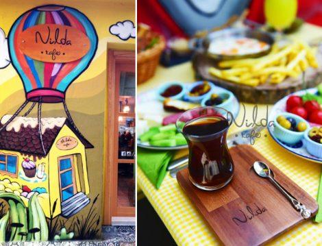 Alkolsüz Mekanlar Çengelköy Nilda Cafe