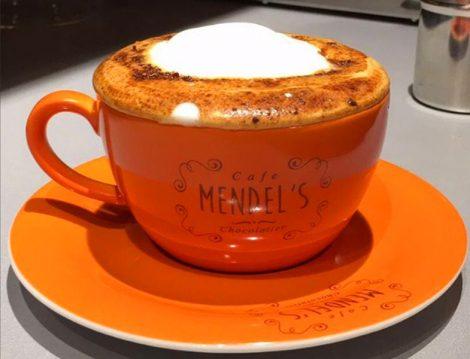 Alkolsüz Mekanlar Beşiktaş Mendesl's Cafe