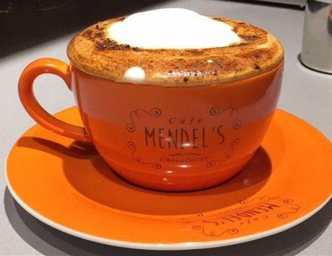 Akaretler'in En Sıcak Mekanı: Mendel's Coffee & Chocolatier