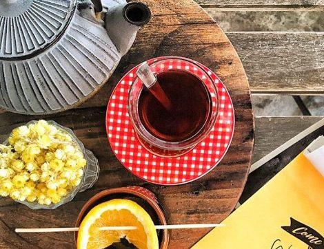 Cha'ya Galata'da Mükemmel Bir Türk Kahvaltısı