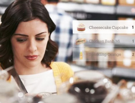 Dijital Alışveriş Uygulaması Şimdi de Marketlerde!