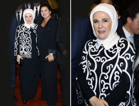Emine Erdogan Kıyafet Modelleri