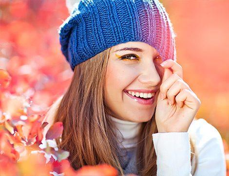 Gülümseyerek Gençleşin!