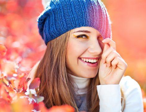 Gülümseyerek Gençleşin
