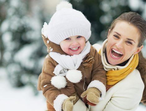 Kışın Çocuklar Doğal Yollardan D Vitamini Nasıl Alır