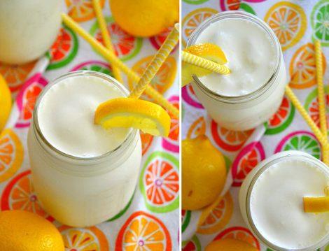 Kışın Zindelik Verecek Portakallı Smoothie Tarifi