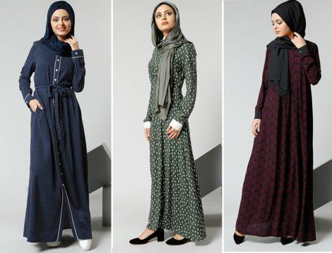 Kış Sezonunun En Hesaplı 20 Elbise Modeli