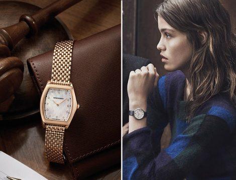 Kış Stilinize Saatlerin Göz Kamaştırıcı Etkisi