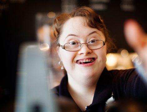 Kanatsız Melek Down Sendromlu Çocuklar